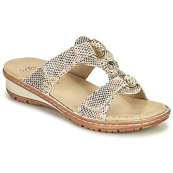 Sapatos Mulher Sandálias Ara HAWAII Bege