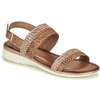 Sapatos Mulher Sandálias Ara KRETA-S Castanho
