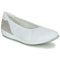 Sapatos Mulher Sapatilhas Ara PORTO-FUSION4 Branco