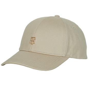 Acessórios Mulher Boné Tommy Hilfiger TH CAP Bege