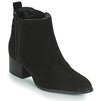 Sapatos Mulher Botas baixas Pepe jeans WATERLOO ICON Preto