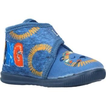 Sapatos Rapaz Chinelos Vulladi 8107 140 Azul