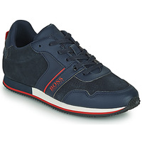 Sapatos Rapaz Sapatilhas BOSS HOLLA Azul