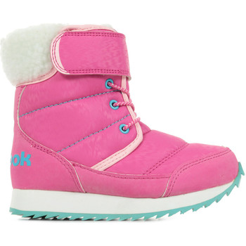 Sapatos Rapariga Botas baixas Reebok Sport Snow Prime Rosa
