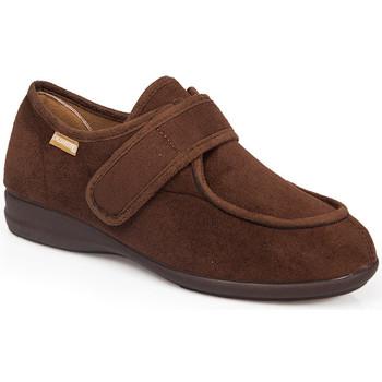 Sapatos Chinelos Calzamedi SAPATOS MÉDIOS DOMÉSTICOS E / OU PÓS-OPERATÓRIOS 3081 MARRON