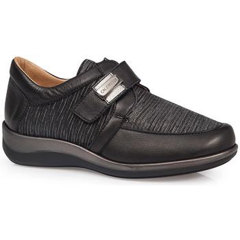 Sapatos Mulher Mocassins Calzamedi MEIAS ELÁSTICAS SAPATOS 0698 PRATA