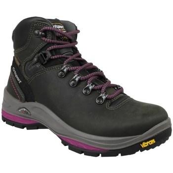 Sapatos Mulher Sapatos de caminhada Grisport 13503D30G Preto, Cinzento