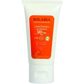 beleza Proteção solar Eyra Cosmetics Solaria Very high protection spf 50+ face