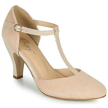Sapatos Mulher Escarpim Betty London EPINATE Rosa