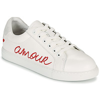 Sapatos Mulher Sapatilhas Bons baisers de Paname SIMONE AMOUR Branco
