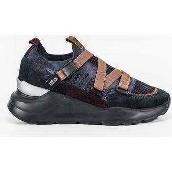 Sapatos Mulher Sapatilhas Cetti 1202 azul