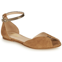 Sapatos Mulher Sandálias Betty London INALI Camel