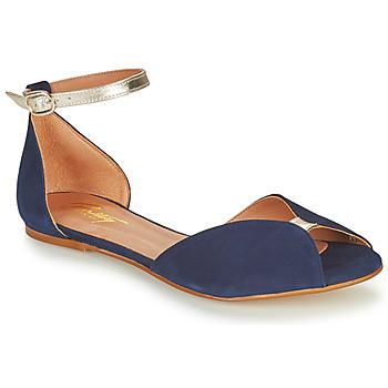 Sapatos Mulher Sandálias Betty London INALI Marinho