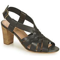 Sapatos Mulher Sandálias Betty London OCHAT Preto