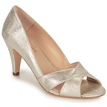 Sapatos Mulher Escarpim Betty London OCHINA Prata