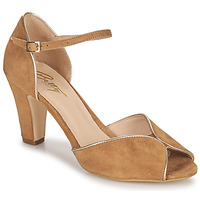 Sapatos Mulher Sandálias Betty London ORAD Camel