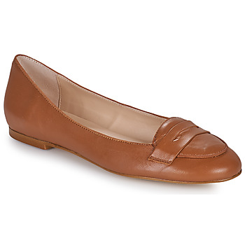 Sapatos Mulher Sabrinas Betty London OVINOU Camel