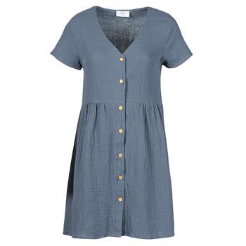 Textil Mulher Vestidos curtos Betty London MARDI Cinza