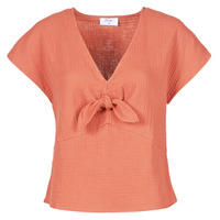 Textil Mulher Tops / Blusas Betty London ODIME Terracotta