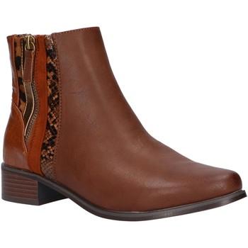 Sapatos Mulher Botins Maria Mare 62823 Marr?n
