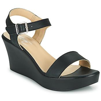 Sapatos Mulher Sandálias Betty London CHARLOTA Preto