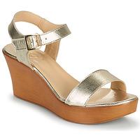 Sapatos Mulher Sandálias Betty London CHARLOTA Ouro