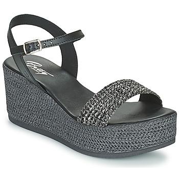 Sapatos Mulher Sandálias Betty London OFINI Preto