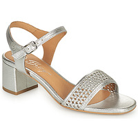 Sapatos Mulher Sandálias Betty London OUPETTE Prata