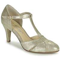 Sapatos Mulher Escarpim Betty London MASETTE Ouro