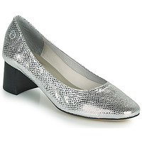 Sapatos Mulher Escarpim Betty London OISILLE Prata