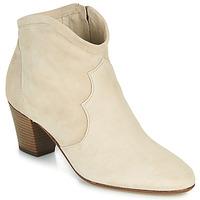 Sapatos Mulher Botins Betty London OISINE Bege