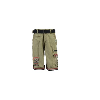 Textil Rapaz Shorts / Bermudas Geographical Norway PACOME Bege