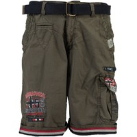 Textil Rapaz Shorts / Bermudas Geographical Norway PACOME Cinza