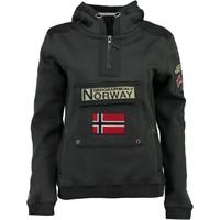 Textil Rapaz Sweats Geographical Norway GYMCLASS Cinza