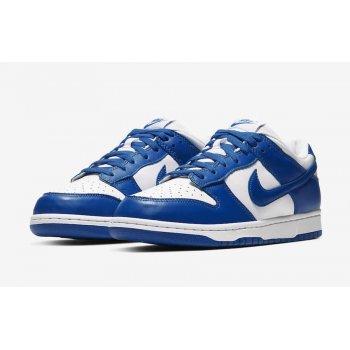 Sapatos Sapatilhas Nike Dunk Low Kentucky White/Varsity Royal