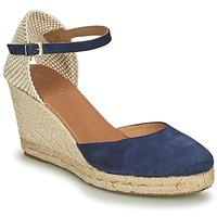 Sapatos Mulher Sandálias Minelli RAYANA Marinho / Bege