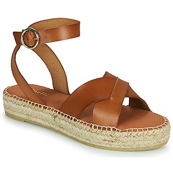 Sapatos Mulher Sandálias Minelli TRONUIT Castanho