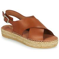 Sapatos Mulher Sandálias Minelli MOULTI Castanho