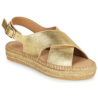 Sapatos Mulher Sandálias Minelli MEPLATINE Ouro
