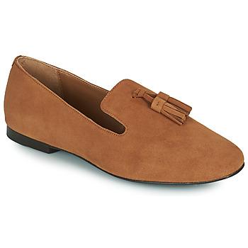 Sapatos Mulher Mocassins Minelli VELICRI Castanho