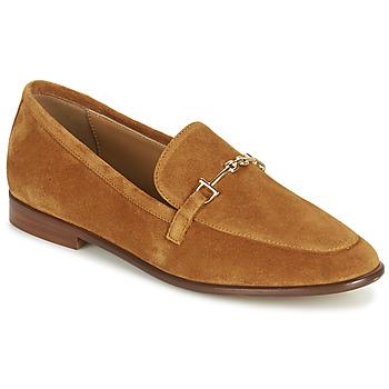 Sapatos Mulher Mocassins Minelli PYLLA Castanho