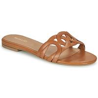 Sapatos Mulher Chinelos Minelli NANCIA Castanho
