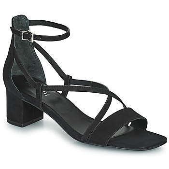 Sapatos Mulher Sandálias Minelli HENRIETA Preto