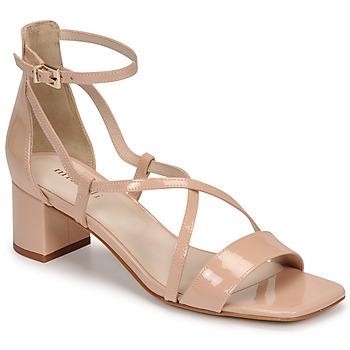 Sapatos Mulher Sandálias Minelli HENRIETA Rosa