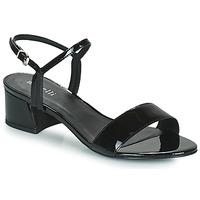 Sapatos Mulher Sandálias Minelli HENRIA Preto