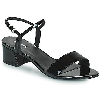 Sapatos Mulher Sandálias Minelli VERINA Preto