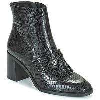 Sapatos Mulher Botins Minelli ZYA Preto