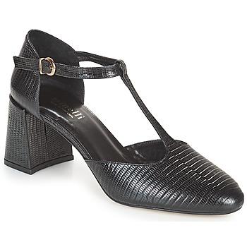 Sapatos Mulher Escarpim Minelli GAILIA Preto