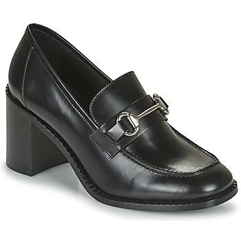 Sapatos Mulher Botas baixas Minelli ENJOY Preto