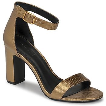 Sapatos Mulher Sandálias Minelli CHELYE Bronze